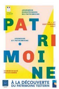 Journées du Patrimoine 2017,La-Teste-de-Buch