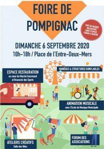 Foire de Pompignac 2020